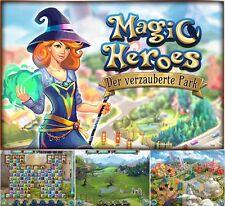 Magic Heroes - Der verzauberte Park - PC / Windows