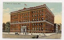 1920'S Lincoln Neb Ne Y M C A Building Postcard Pc5343