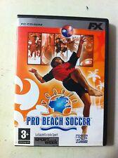 cd per pc gioco pro beach soccer - la gazzetta dello sport - sport week - fx