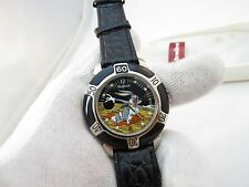 """BUGS BUNNY,Looney Tunes,""""BOWLING DIAL""""RARE! ,MIB In Box CHARACTER WATCH,R3-03"""