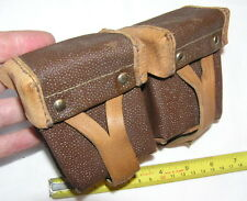 GENUINE SOVIET RUSSIAN ARMY AMMO POUCH MOSIN NAGANT