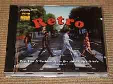 CD ILLUSTRATIONS PUB RADIO KOKA MEDIA ATMOS CD77 RETRO Pop Fun Fashion 60' 70'