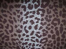ANIMAL PRINT sarongs Camicie Bluse SCARFS Gonne ABITI Tessuto Mesh materiale