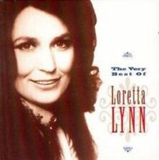 The Very Best Of Loretta Lynn 0008811169428 CD