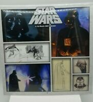 Official Disney STAR WARS 16 Month 2021 Wall Calendar DARTH VADER