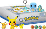 Pokemon Collector Box with Flocked Pokemon & Squirtle Funko Pop Vinyls New Box