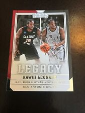 2017-18 Panini Contenders Draft Picks Legacy #20 Kawhi Leonard  * PACK FRESH *