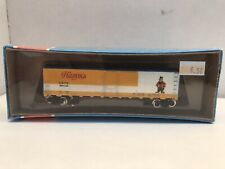 """N scale Con-Cor """" Hamm's Beer """" 50' reefer"""