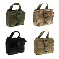 Small Molle Attach Bag Military Tools Equipment Gear Tactical Attached Pack