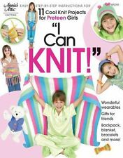 Annie's Crochet I Can Knit!  B106