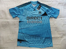 MAILLOT OLYMPIQUE MARSEILLE. TAILLE XL. ADIDAS. NEUF AVEC ETIQUETTES. 09/10.