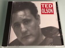 Ted Olson [Self Titled EP] (CD, 1994, T.E.K. Records) Mega Rare Indie Rock