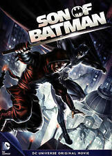 Son of Batman, New DVD, Thomas Gibson, Stuart Allan, Morena Baccarin, Giancarlo