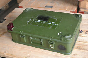Alu Transportbox Zarges 60x40x17 cm (ähnlich A5 , Alukiste, Kiste,TULB, BW)