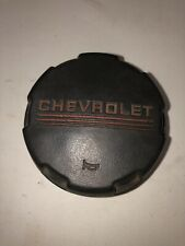 88-94 Chevy Truck 1500 Black Leather Steering Wheel Horn Pad Button Suburban GMC