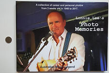 Lonnie Lee's Coffee Table Photo Memories Book - Extra Large