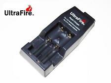 Nuevo Ultrafire WF-139 Cargador de batería (AA/AAA/18650/16340/14500)