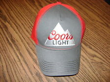 CONCEPT ONE COORS LIGHT BASEBALL HAT (NWT) ADULT ADUSTABLE STYLE BACK
