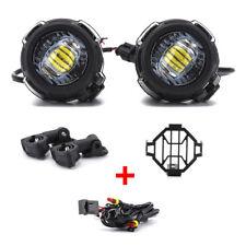 2 x BMW R1200GS ADV 40W Nebelscheinwerfer LED Motorrad Scheinwerfer Lauflicht DE