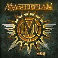 MASTERPLAN mk ii (CD, album) heavy metal, hard rock, very good condition, 2007,