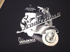 Vintage Vespa Scooter shirt