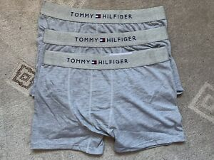 Brand New Tommy Hilfiger 3pack Boxers Trunks Size XXL/ XL Classic/ Slim Fit