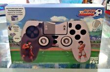 Cover+Grips+Sticker Captain Tsubasa per Controller PS4 NUOVO SIGILLATO