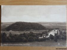 c1925 Tucks 'Photogravure' - Tom Na-Hurich - Showing Canal - Inverness
