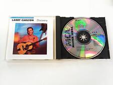 LARRY CARLTON DISCOVERY CD 1987