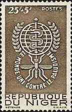 Timbre Santé Médecine Niger 113 ** lot 21941