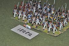 25mm napoleonic french infantry 36 figures (18282)