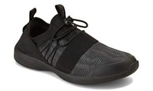 Vionic Alaina Active Sneaker Black Comfort Shoe Women's sizes 5-11 NEW!!!!