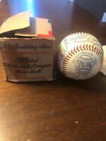 1952 New York Giants Team signed baseball 27 Auto's MINT! w/Spalding Box NL Ball