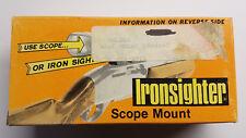 JB Holden Ironsighter 720 See-Thru Scope Mount Fits Remington Model 788 Rem NOS