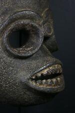 African IDIOK Ancestor Mask - IBIBIO tribe, Nigeria AFRICAN TRIBAL ART PRIMITIF
