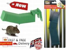 2 x Reusable Humane Mouse Trap Pest Small Rodent Non Lethal Control Catcher Live