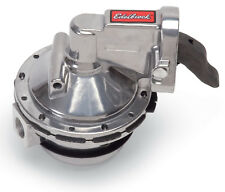 Edelbrock 1721 Performer Series Street Fuel Pump Small Block Chevy 6psi 110gph