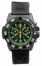 Luminox Navy Seal 3580 Series 45mm Chronograph Green Dial Men's Watch XS.3597