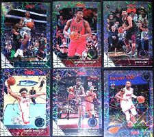 19-20 NBA Hoops Premium Stock Silver Laser Parallel #1-300 Pick Your Card