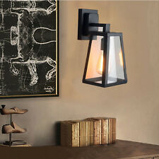 Vintage Wall Light Home kitchen Black Wall Lamp Bar Wall Sconce Bedroom Lighting