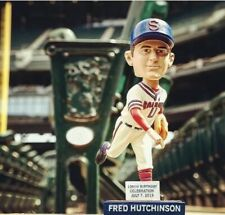 Fred Hutchinson 100th BDay BOBBLEHEAD SGA Seattle Mariners NEW 7/7/19