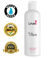 Personal Lubricant Sensitive Skin Natural Lube Travel Size Easy Clea Water Based