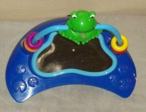 Baby Einstein Musical Motion Jumper Replacement Frog Mirror Piece Jumperoo Spin