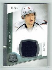 12-13 UD Upper Deck The Cup  Alex Ovechkin  /25  Jersey