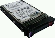 HP 300GB SAS 6G 10K DP Hot Swap Hard Drive 507284-001.507127-B21.Proliant.