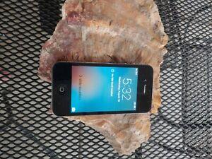 Apple iPhone 4s -8 GB - Black (Unlocked) A1387 (CDMA + GSM)