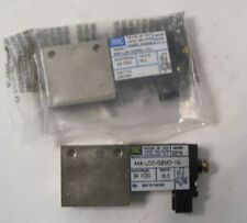 Lot of (2) MAC SOLENOID/VALVE 44A-L00-GEM0-1KJ 24VDC 16.0W VAC TO 120 PSI NIB