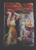 Spicy Adventure Stories Jan 1939 Classic Pulp Magazine Daughters of Doom