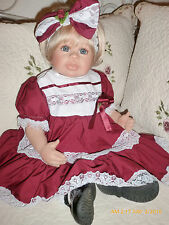MASTERPIECE DOLL GERMANY BY MONIKA LEVENIG ''''NICOLA