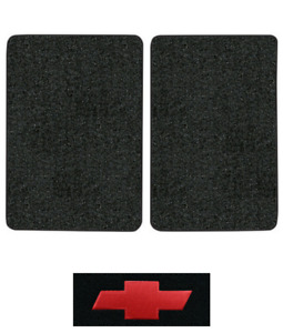 1988-1998 Chevy K2500 Floor Mats - 2pc - Cutpile   Fits: Extended Cab
